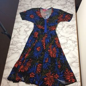 Plenty by Tracy Reese short sleeves dress